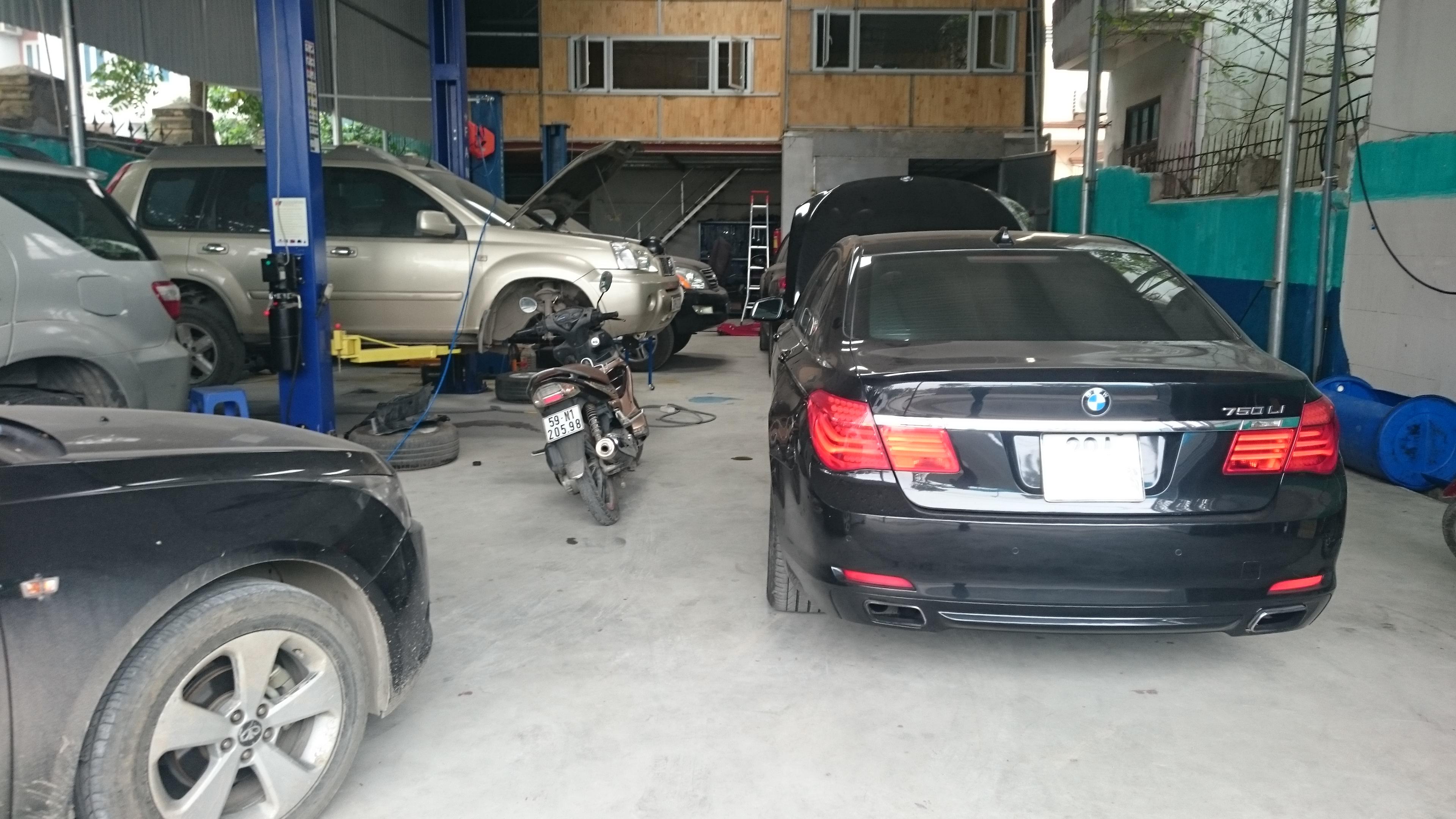 SmartCar Service - gara sửa chữa, bảo dưỡng ô tô uy tín tại Hà Nội