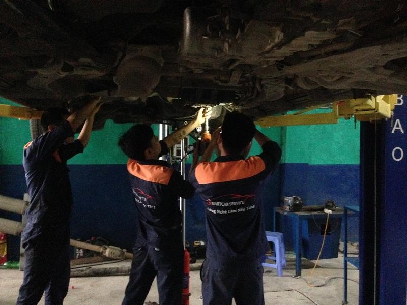 Kinh nghiệm giúp xe hơi chạy bền, lâu hỏng